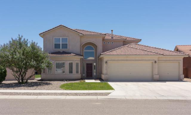 816 Calle Encina NE, Albuquerque, NM 87113 (MLS #894776) :: Your Casa Team