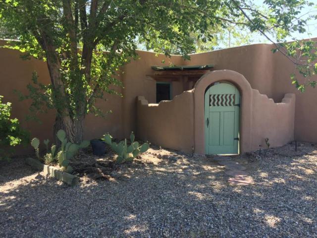 48 Calle Blanca, Corrales, NM 87048 (MLS #894799) :: Rickert Property Group