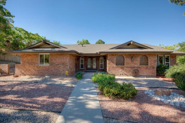 1530 Catron Avenue SE, Albuquerque, NM 87123 (MLS #894803) :: Your Casa Team