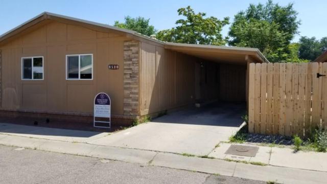 8520 River Street NE, Albuquerque, NM 87113 (MLS #894833) :: Your Casa Team