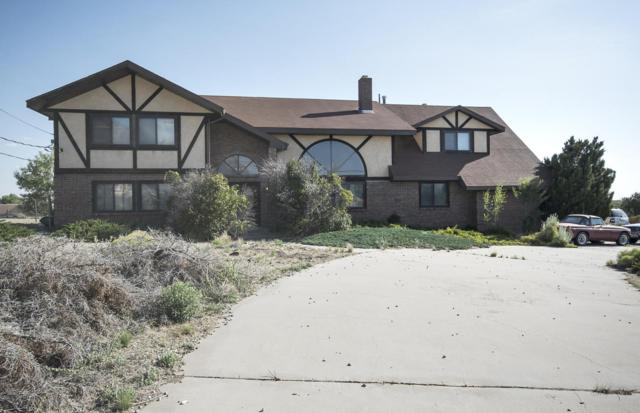 11604 San Francisco Road NE, Albuquerque, NM 87122 (MLS #894876) :: Your Casa Team