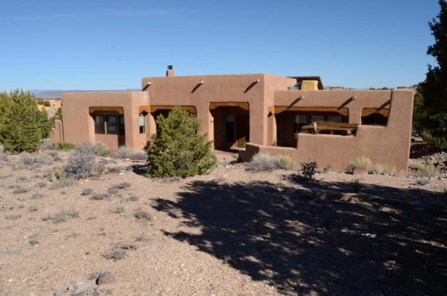 45 Calle Del Norte, Placitas, NM 87043 (MLS #894941) :: Rickert Property Group