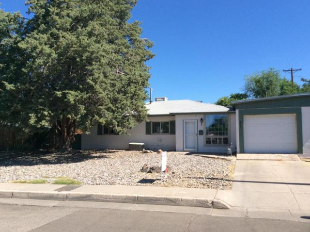 8807 Cordova Avenue NE, Albuquerque, NM 87112 (MLS #894946) :: Your Casa Team