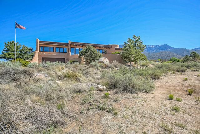 808 Tramway Lane NE, Albuquerque, NM 87122 (MLS #894948) :: Your Casa Team