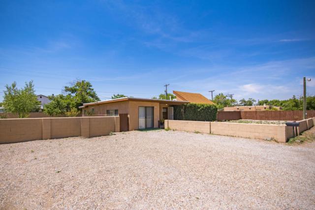 620 Sandia View Road NW, Los Ranchos, NM 87107 (MLS #894964) :: Rickert Property Group