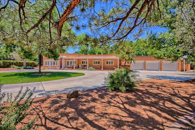6401 Avenida La Cuchilla NW, Los Ranchos, NM 87107 (MLS #895034) :: Rickert Property Group