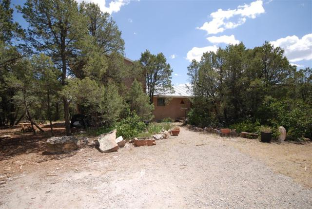 19 Villa Del Monte Lp Loop, Tijeras, NM 87059 (MLS #895064) :: Your Casa Team