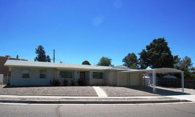 11612 Mocho Place NE, Albuquerque, NM 87123 (MLS #895154) :: Your Casa Team