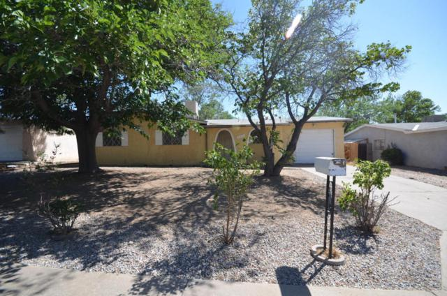 12412 Grand Avenue NE, Albuquerque, NM 87123 (MLS #895172) :: Your Casa Team