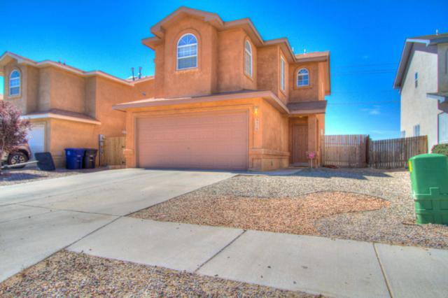 9516 Adonai Road NW, Albuquerque, NM 87121 (MLS #895188) :: Your Casa Team