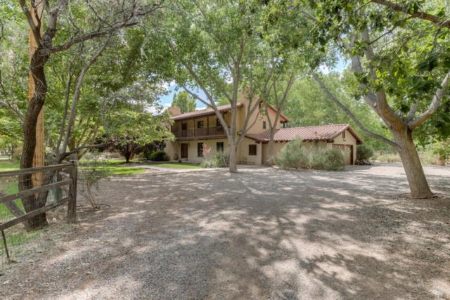 1042 Bosque Loop, Bernalillo, NM 87004 (MLS #895201) :: Rickert Property Group