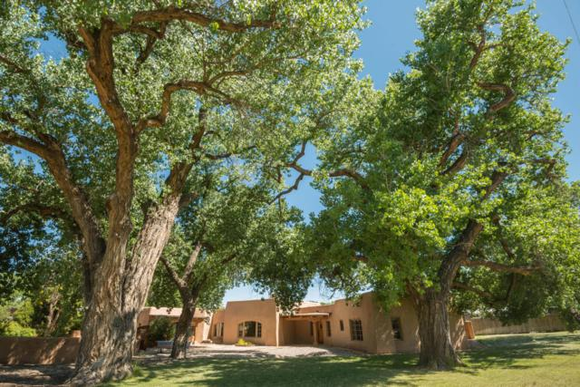 1022 Acequia Trail NW, Los Ranchos, NM 87107 (MLS #895224) :: Rickert Property Group