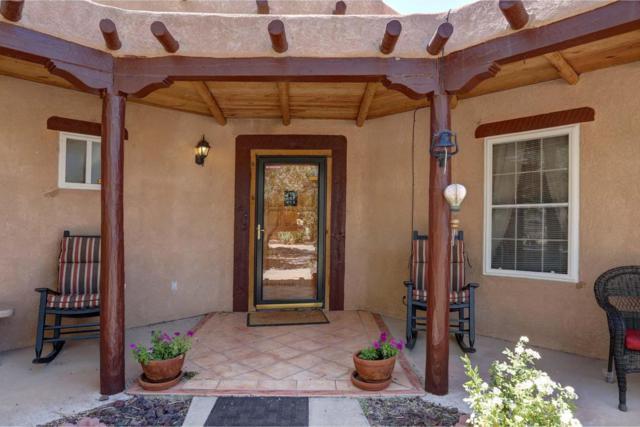 1336 Don Pasqual Road, Los Lunas, NM 87031 (MLS #895240) :: Rickert Property Group