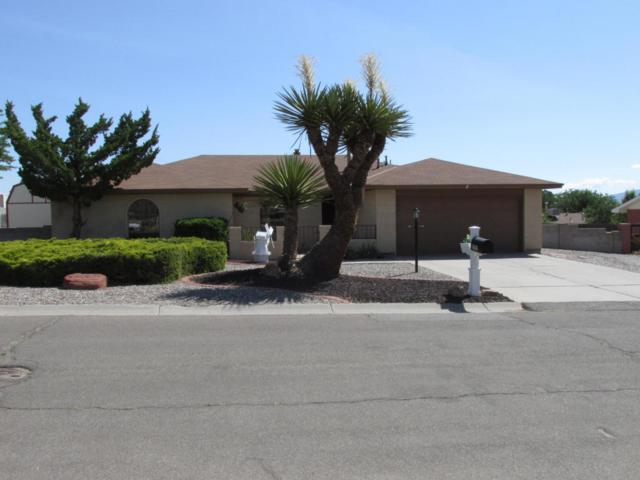 2101 Pine Bough Road SE, Rio Rancho, NM 87124 (MLS #895277) :: Rickert Property Group