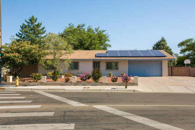6237 NW Dellyne Avenue NE, Albuquerque, NM 87120 (MLS #895281) :: Rickert Property Group