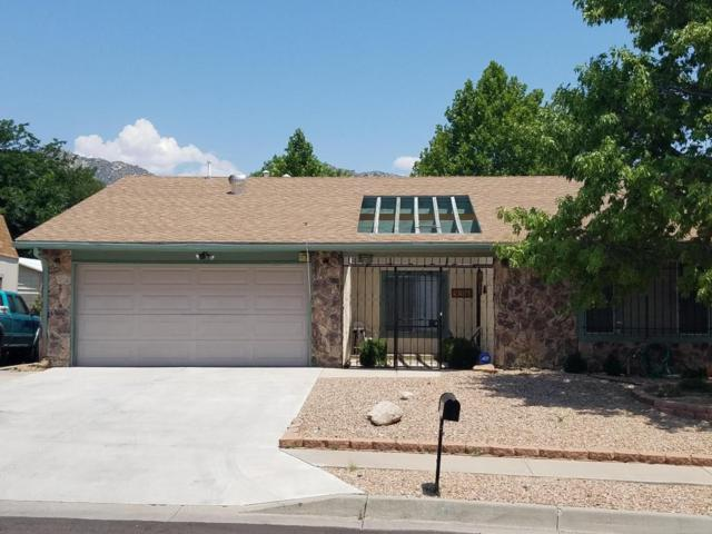 712 Paseo Del Mar NE, Albuquerque, NM 87123 (MLS #895283) :: Rickert Property Group