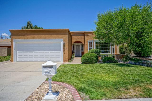 9127 Flushing Meadows Drive NE, Albuquerque, NM 87111 (MLS #895290) :: Rickert Property Group