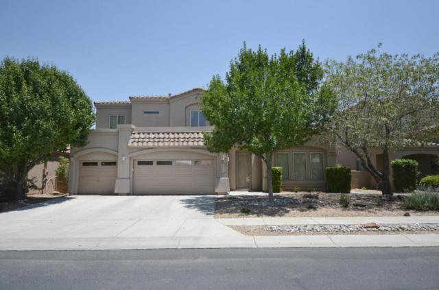 4504 Beresford Lane NW, Albuquerque, NM 87120 (MLS #895681) :: Your Casa Team