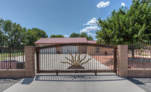1195 Calle Del Oro, Bosque Farms, NM 87068 (MLS #896505) :: Rickert Property Group