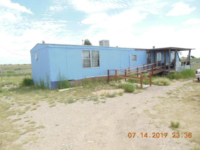 16 Burton Avenue, Moriarty, NM 87035 (MLS #897128) :: Campbell & Campbell Real Estate Services