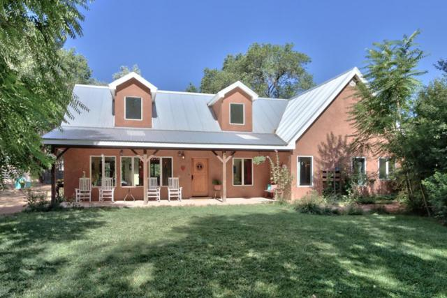 7057 Corrales Road, Corrales, NM 87048 (MLS #897449) :: Campbell & Campbell Real Estate Services
