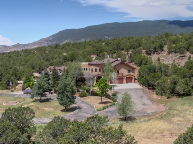 82 Vallecitos Road, Tijeras, NM 87059 (MLS #897566) :: Campbell & Campbell Real Estate Services