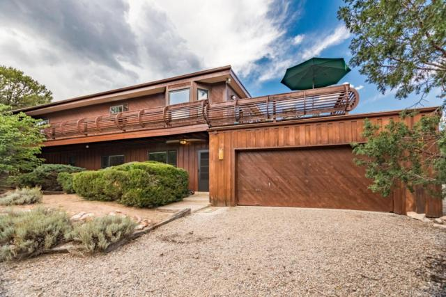 26 Meadowview Road, Sandia Park, NM 87047 (MLS #897700) :: Campbell & Campbell Real Estate Services