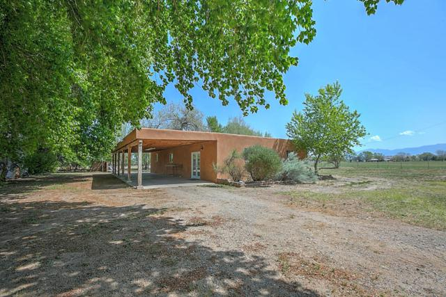 17 Otero Road # A, Los Lunas, NM 87031 (MLS #897921) :: Campbell & Campbell Real Estate Services