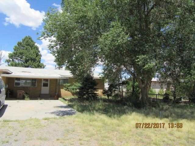 2011 Honolulu Avenue, Moriarty, NM 87035 (MLS #897972) :: Campbell & Campbell Real Estate Services