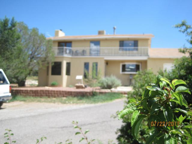 4 Derecho Court, Edgewood, NM 87015 (MLS #897973) :: Campbell & Campbell Real Estate Services