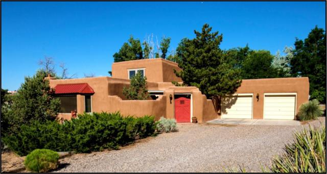 1321 Yippee Calle Court, Corrales, NM 87048 (MLS #897994) :: Campbell & Campbell Real Estate Services