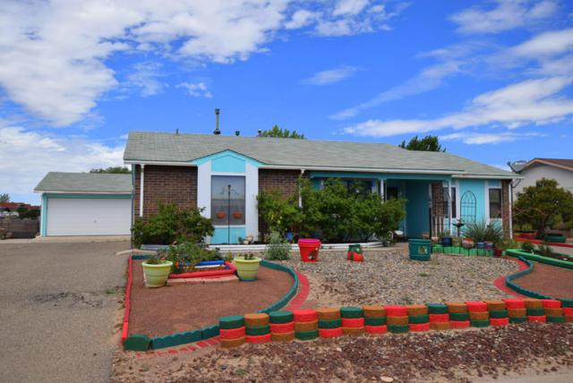 1025 Daffodil Drive SW, Rio Rancho, NM 87124 (MLS #898002) :: Campbell & Campbell Real Estate Services