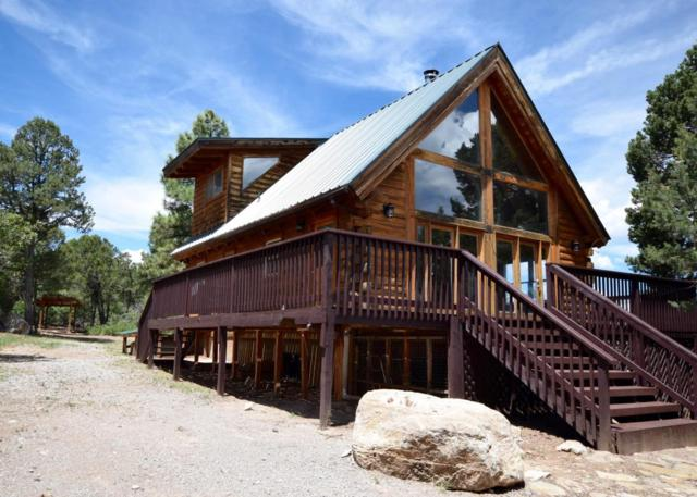 2 Whispering Pines Road, Tijeras, NM 87059 (MLS #898005) :: Campbell & Campbell Real Estate Services