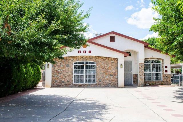 161 Calle Don Santiago NE, Los Lunas, NM 87031 (MLS #898015) :: Campbell & Campbell Real Estate Services