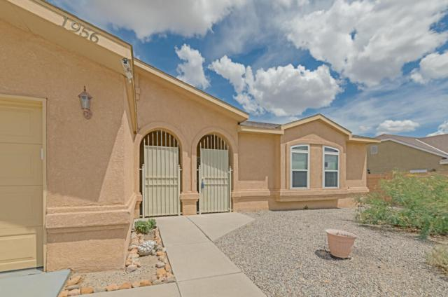 1956 Regency Park Road SE, Rio Rancho, NM 87124 (MLS #898038) :: Campbell & Campbell Real Estate Services