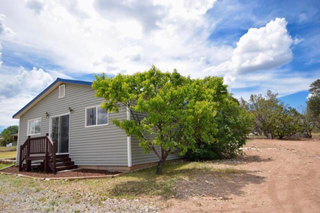 6 Eitzen Road, Edgewood, NM 87015 (MLS #898073) :: Campbell & Campbell Real Estate Services
