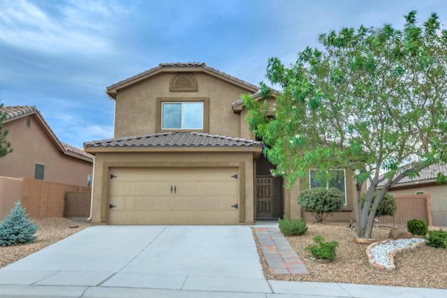 1206 San Luis Street, Bernalillo, NM 87004 (MLS #898512) :: Rickert Property Group