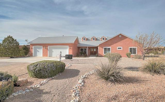 33 Dusty Trail Drive, Placitas, NM 87043 (MLS #898982) :: Your Casa Team