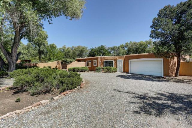2429 Dietz Farm Road NW, Los Ranchos, NM 87107 (MLS #899074) :: Rickert Property Group