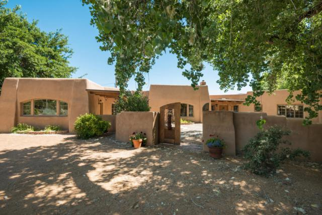 1022 Acequia Trail NW, Los Ranchos, NM 87107 (MLS #899153) :: Rickert Property Group