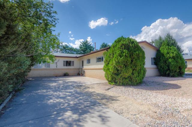 1405 Dorothy Street NE, Albuquerque, NM 87112 (MLS #899216) :: Your Casa Team