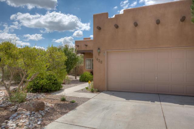1428 Trail Wind Road NE, Albuquerque, NM 87113 (MLS #899323) :: Your Casa Team