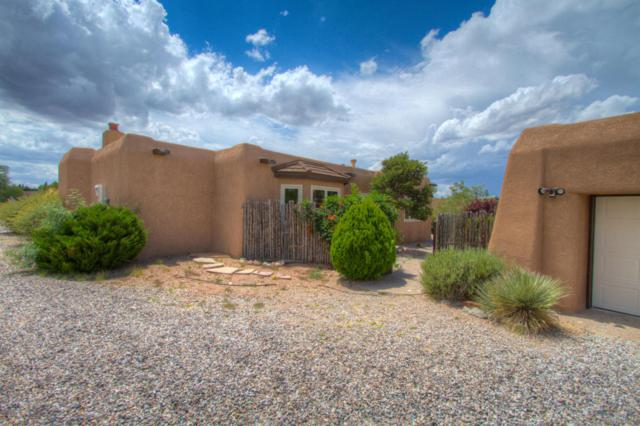 43 Dusty Trail Drive, Placitas, NM 87043 (MLS #899449) :: Rickert Property Group