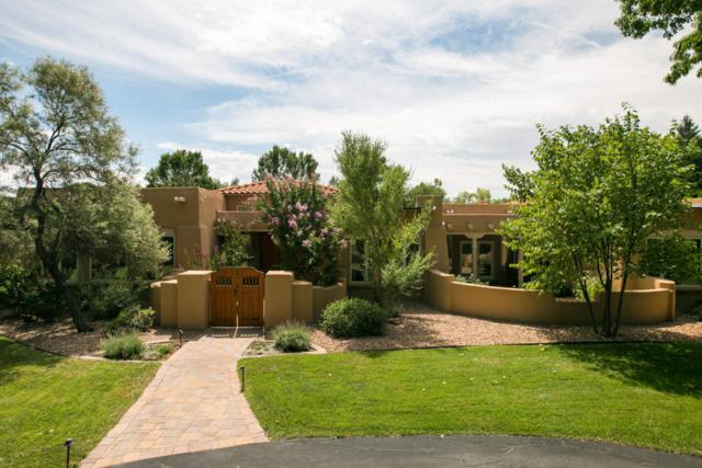 5411 Eakes Road NW, Los Ranchos, NM 87107 (MLS #899608) :: Rickert Property Group