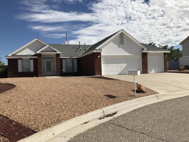 15 Seda Place, Los Lunas, NM 87031 (MLS #899662) :: Rickert Property Group