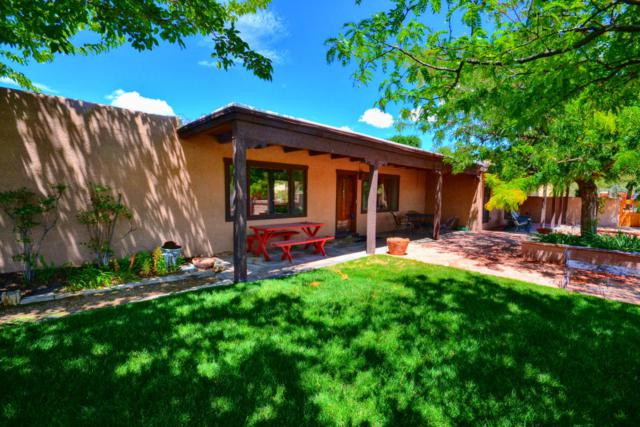 412 Reclining Acres Road NW, Corrales, NM 87048 (MLS #899676) :: Rickert Property Group