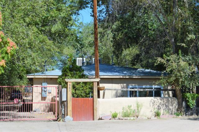 961 San Felipe Road, Bernalillo, NM 87004 (MLS #899707) :: Campbell & Campbell Real Estate Services
