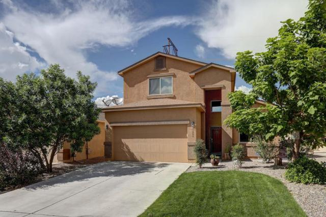 1404 Desert Paintbrush NE, Rio Rancho, NM 87144 (MLS #899745) :: Your Casa Team