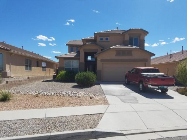 2925 Violeta Circle SE, Rio Rancho, NM 87124 (MLS #899754) :: Your Casa Team