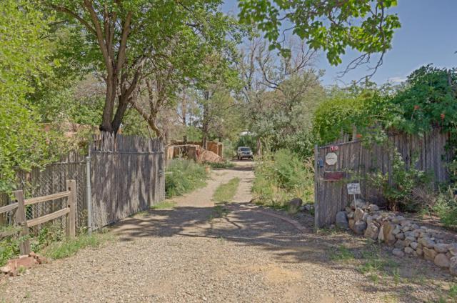 19 Paseo De San Antonio, Placitas, NM 87043 (MLS #899763) :: Your Casa Team